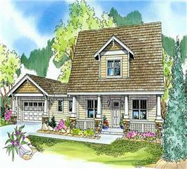 House Plan #108-1113