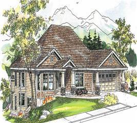 House Plan #108-1121