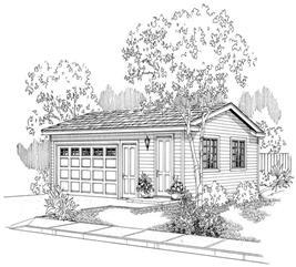 House Plan #108-1122