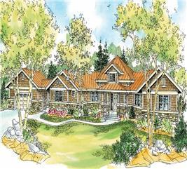 House Plan #108-1123