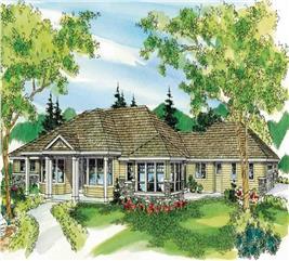 House Plan #108-1127