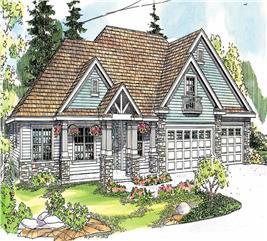 House Plan #108-1129