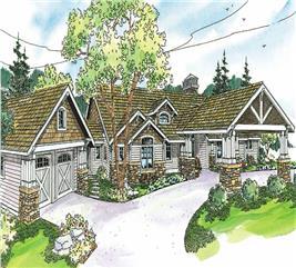 House Plan #108-1135