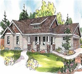 House Plan #108-1144