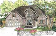 View house Plan#108-1145