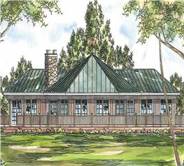 House Plan #108-1153