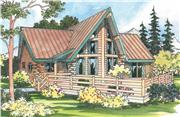 View house Plan#108-1154