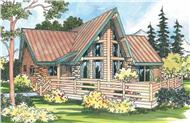 Main image for house plan # 2997