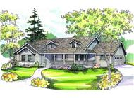 Main image for house plan # 2984