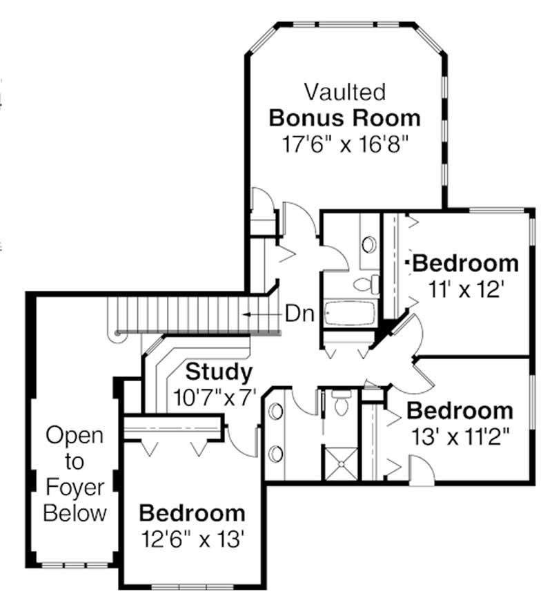 Balentine Second Floor