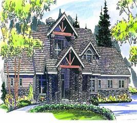 House Plan #108-1161