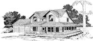 Main image for house plan # 3006