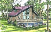 View house Plan#108-1170