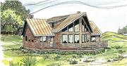 View house Plan#108-1171