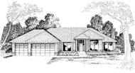 Main image for house plan # 3027