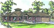 View house Plan#108-1201