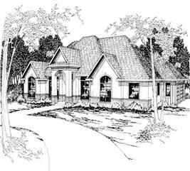 House Plan #108-1207