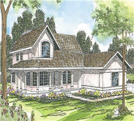House Plan #108-1210
