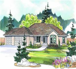 House Plan #108-1219