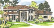View house Plan#108-1220