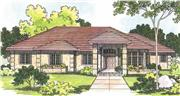 View house Plan#108-1222