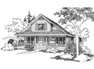 Main image for house plan # 2943