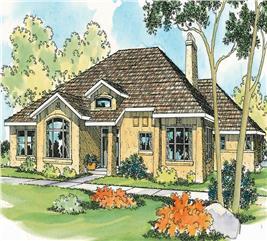 House Plan #108-1226