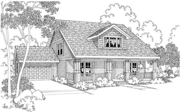 Main image for house plan # 2949