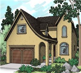 House Plan #108-1239
