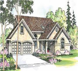 House Plan #108-1241