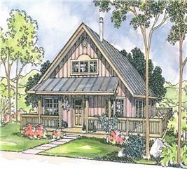 House Plan #108-1242