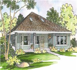 House Plan #108-1244