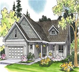 House Plan #108-1245
