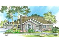 Main image for house plan # 2915