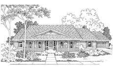 Main image for house plan # 2934