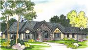 View house Plan#108-1253