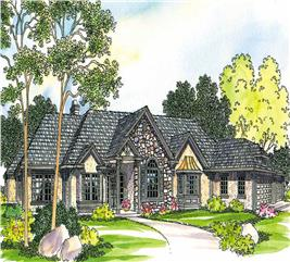 House Plan #108-1253