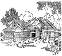 House Plan #108-1256