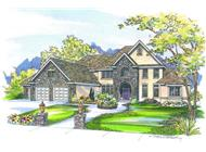 Main image for house plan # 2967