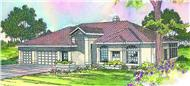 Main image for house plan # 2895