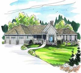 House Plan #108-1268