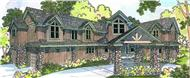Main image for craftsman house plan # 2957