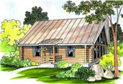 View house Plan#108-1280