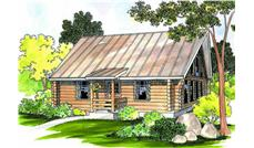 Main image for house plan # 2953