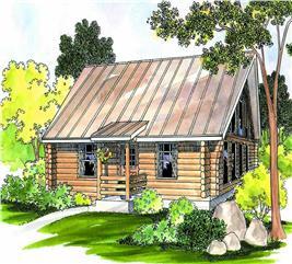 House Plan #108-1280