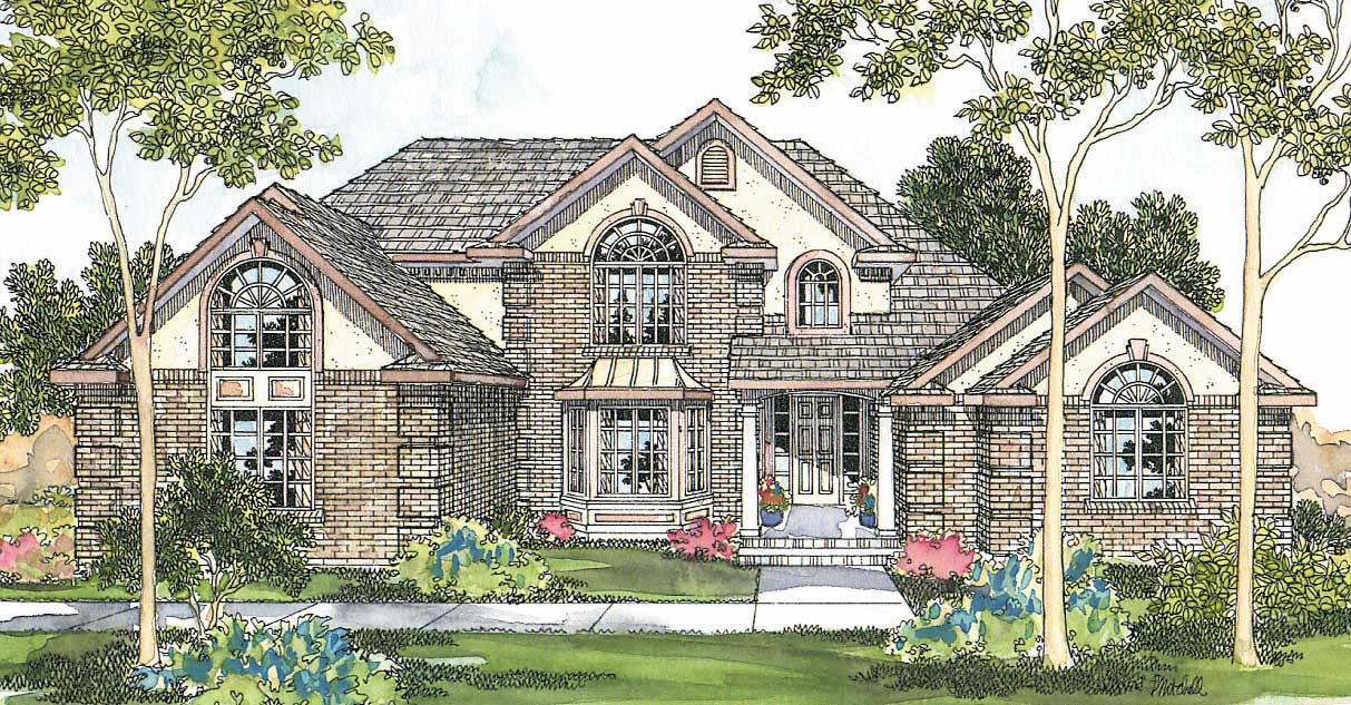 Contemporary Home With 3 Bdrms 3541 Sq Ft House Plan 108 1286