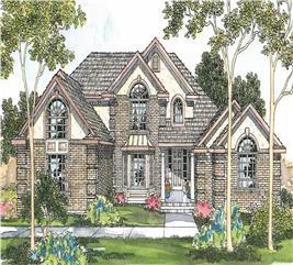House Plan #108-1286