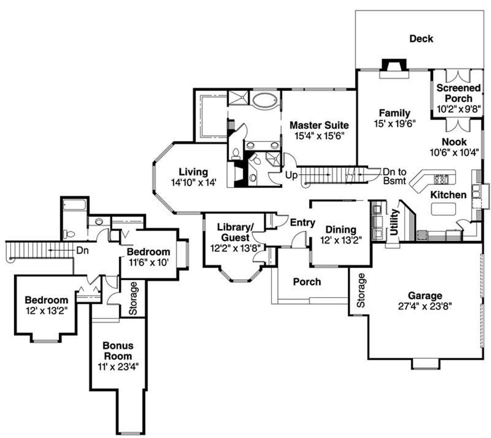 Large Images For House Plan 108 1293