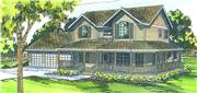 View house Plan#108-1301