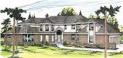 View house Plan#108-1305